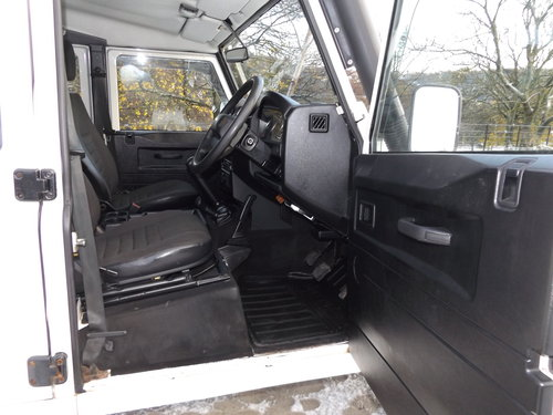 2008 Land Rover Defender 110  For Sale (picture 4 of 6)