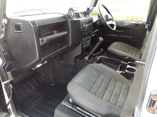 2008 Land Rover Defender 110  For Sale (picture 5 of 6)