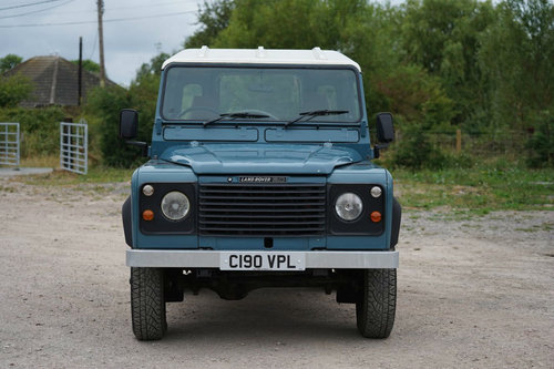 Land Rover 90 1986 Defender Hardtop Original Condition SOLD (picture 2 of 6)