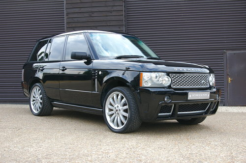 2009 Range Rover 3.6 TDV8 Vogue OVERFINCH Auto (86,324 miles) SOLD (picture 2 of 6)