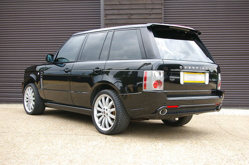 2009 Range Rover 3.6 TDV8 Vogue OVERFINCH Auto (86,324 miles) SOLD (picture 3 of 6)