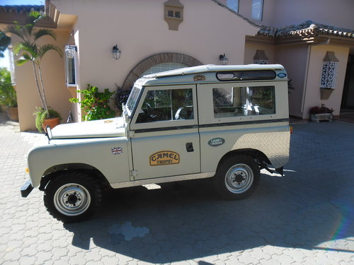 Classic Land Rover 88 Diesel Series III  4x4   1977 For Sale (picture 4 of 6)