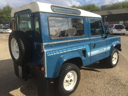 1985 land rover 90county station wagon petrol only 76000 miles mi For Sale (picture 3 of 6)