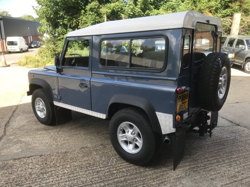 1997 Land Rover Defender 300Tdi station wagon  For Sale (picture 4 of 6)