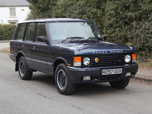 1964 1994 Range Rover Vogue SEA - £23k refurb program completed SOLD (picture 1 of 6)