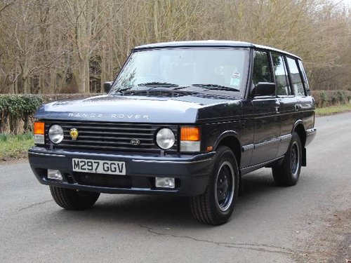 1964 1994 Range Rover Vogue SEA - £23k refurb program completed SOLD (picture 2 of 6)