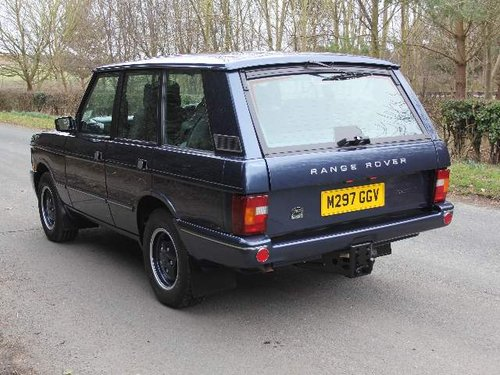 1964 1994 Range Rover Vogue SEA - £23k refurb program completed SOLD (picture 3 of 6)