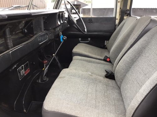 1981 Land Rover® Series 3 *Station Wagon Configuration* (RJF) SOLD (picture 5 of 6)