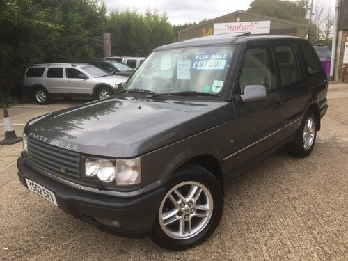 2002 range rover 4.6 vogue only 63000 miles 2 owners mint  For Sale (picture 2 of 6)