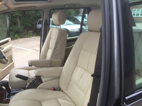 2002 range rover 4.6 vogue only 63000 miles 2 owners mint  For Sale (picture 4 of 6)