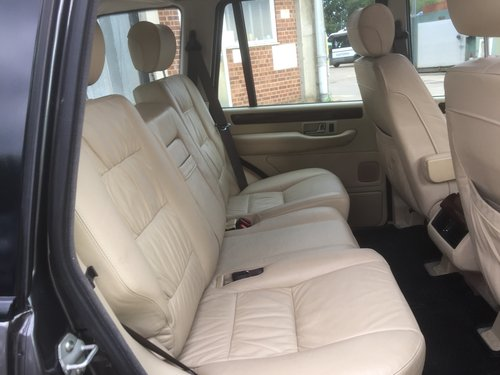 2002 range rover 4.6 vogue only 63000 miles 2 owners mint  For Sale (picture 6 of 6)