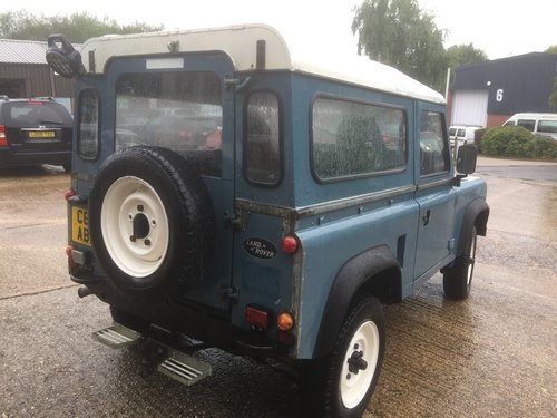 1985 land rover 90 fitted with a 200 tdi engine  For Sale (picture 3 of 6)