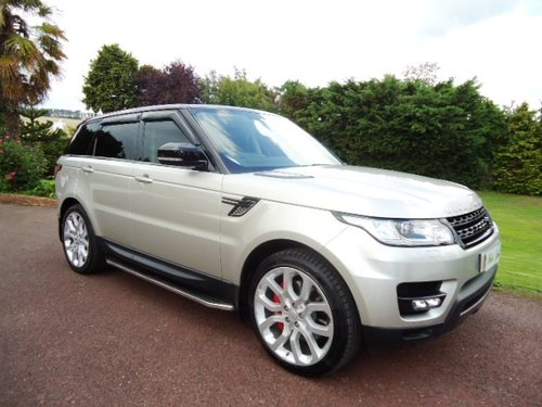 2015 Range Rover Sport  HSE Dynamic For Sale (picture 1 of 6)
