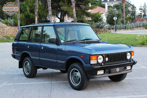 1989 Range Rover 3.5 V8 SOLD (picture 1 of 6)