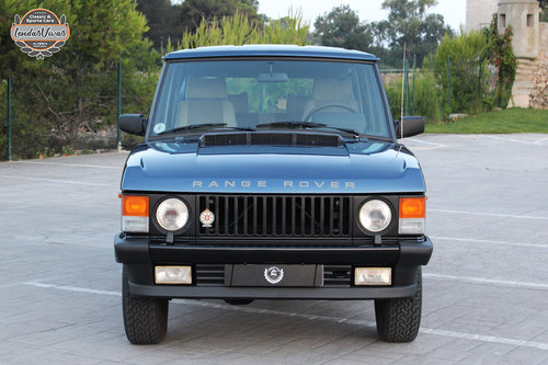 1989 Range Rover 3.5 V8 SOLD (picture 2 of 6)
