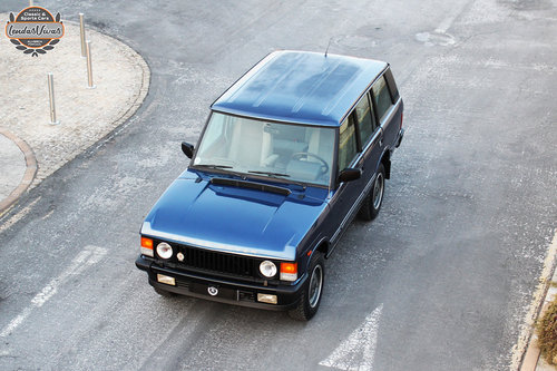 1989 Range Rover 3.5 V8 SOLD (picture 6 of 6)