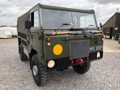 1976 Land Rover® 101 FC GS *Tax and MOT Exempt* (MRX) SOLD (picture 2 of 6)