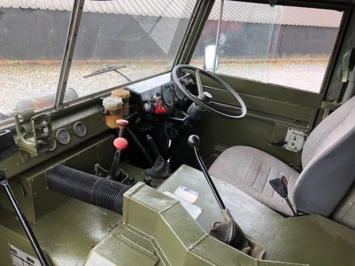 1976 Land Rover® 101 FC GS *Tax and MOT Exempt* (MRX) SOLD (picture 5 of 6)