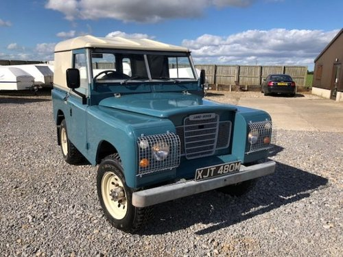 1973 Land Rover® Series 3 *300TDI with Overdrive* (XJT) SOLD (picture 1 of 6)