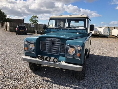 1973 Land Rover® Series 3 *300TDI with Overdrive* (XJT) SOLD (picture 2 of 6)