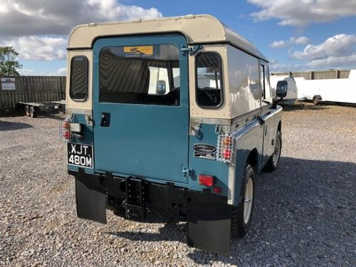 1973 Land Rover® Series 3 *300TDI with Overdrive* (XJT) SOLD (picture 3 of 6)