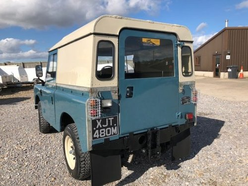 1973 Land Rover® Series 3 *300TDI with Overdrive* (XJT) SOLD (picture 4 of 6)