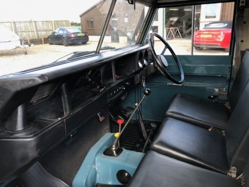 1973 Land Rover® Series 3 *300TDI with Overdrive* (XJT) SOLD (picture 5 of 6)