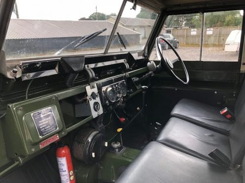 1967 Land Rover® Series 2a *Tax Exempt & MOT Exempt* (PWU) SOLD (picture 5 of 6)