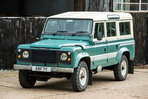Original 1983 One Ten Land Rover For Sale | Car And Classic