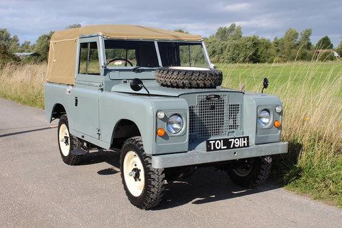 Land Rover Series 2a 88