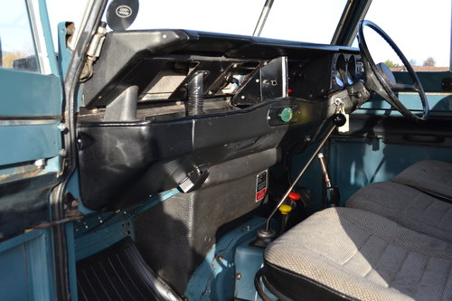 Land Rover Series 3 88 1983 Hardtop Ex Factory Petrol 83,000 SOLD (picture 5 of 6)