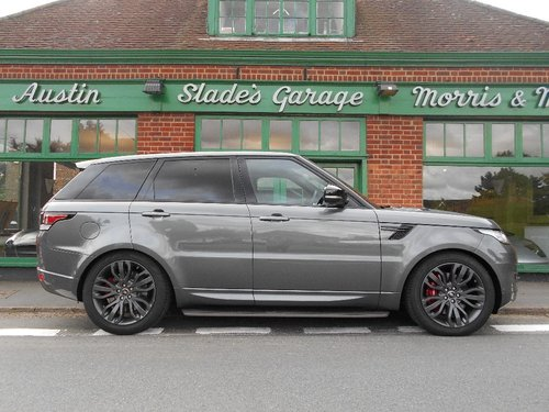 2018 Range Rover Sport SDV6 HSE  SOLD (picture 1 of 4)