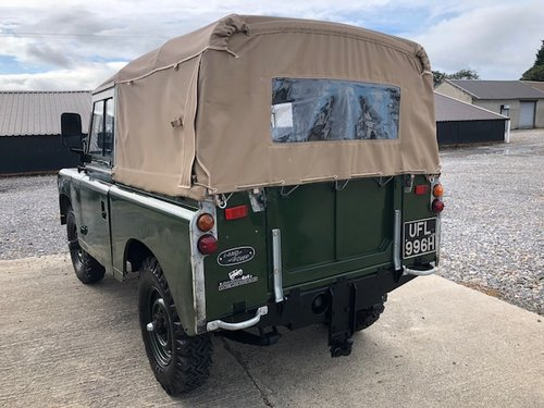 1971 Land Rover® Series 2a *MOT & Tax Exempt* (UFL) For Sale (picture 3 of 6)