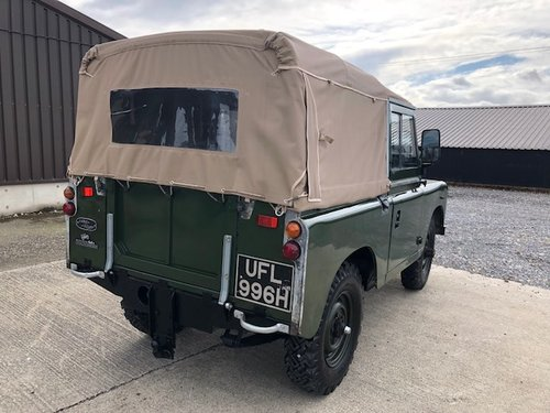 1971 Land Rover® Series 2a *MOT & Tax Exempt* (UFL) For Sale (picture 4 of 6)