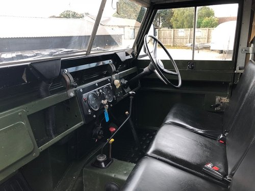 1971 Land Rover® Series 2a *MOT & Tax Exempt* (UFL) For Sale (picture 5 of 6)