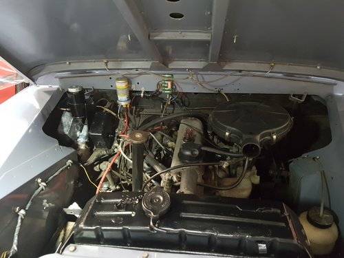 Land Rover series 2a 1962 overdrive For Sale (picture 3 of 6)