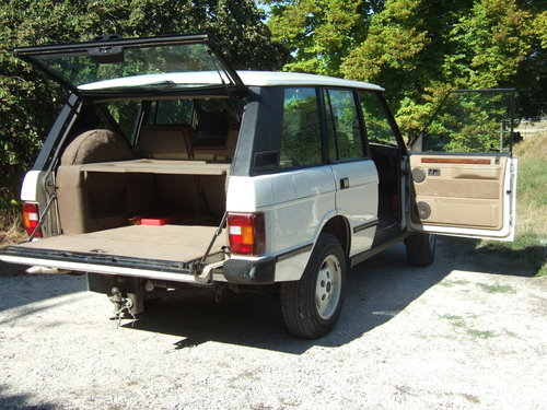 1992 Range Rover Classic Vogue SE 3.9 LHD For Sale (picture 3 of 6)
