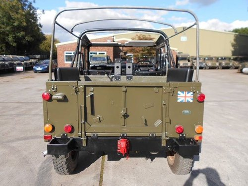 1991 Ex-Military Def 90 for sale in EXCELLENT CONDITION For Sale (picture 2 of 6)