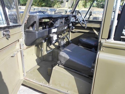 1991 Ex-Military Def 90 for sale in EXCELLENT CONDITION For Sale (picture 3 of 6)