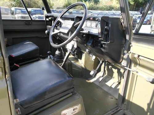 1991 Ex-Military Def 90 for sale in EXCELLENT CONDITION For Sale (picture 4 of 6)