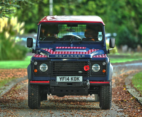 2014 Land Rover Defender 90 Hard Top SOLD (picture 2 of 6)