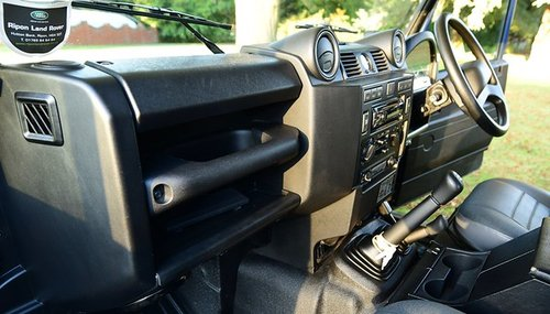 2014 Land Rover Defender 90 Hard Top SOLD (picture 6 of 6)