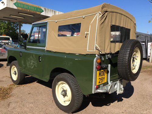 1982 Fully restored late model Series 3 galvanised chas For Sale (picture 3 of 6)