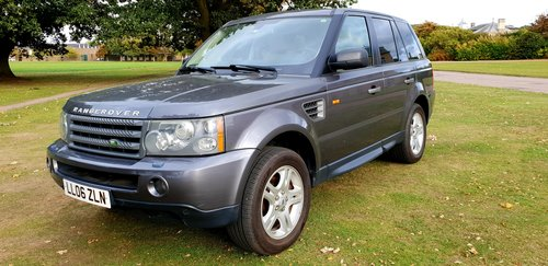 *SOLD, ANOTHER ONE IS COMING SOON 2006 LHD R RSport 2.7TD V6 For Sale (picture 2 of 6)
