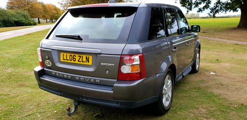 *SOLD, ANOTHER ONE IS COMING SOON 2006 LHD R RSport 2.7TD V6 For Sale (picture 3 of 6)