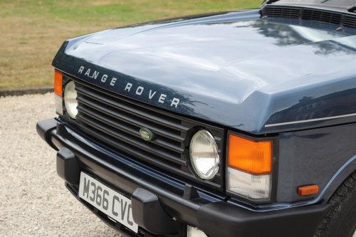 1994 Range Rover Vogue Se 3.9 V8 Efi Soft dash  For Sale (picture 6 of 6)