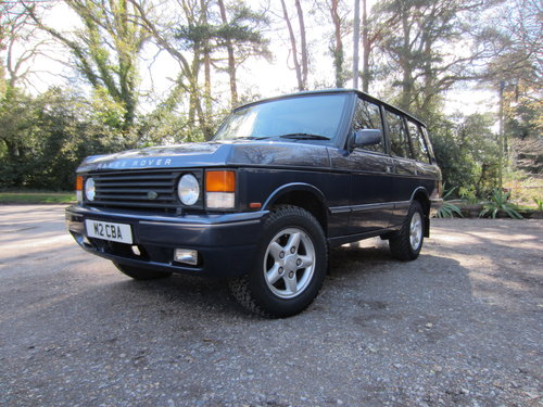 1994 A superb example For Sale (picture 1 of 6)