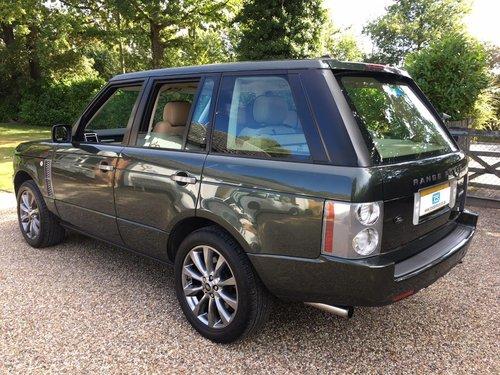 2008 Range Rover Vogue SE 4.2i V8 Supercharged 400bhp SOLD (picture 2 of 6)