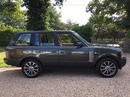 2008 Range Rover Vogue SE 4.2i V8 Supercharged 400bhp SOLD (picture 3 of 6)