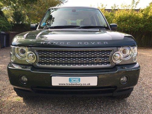 2008 Range Rover Vogue SE 4.2i V8 Supercharged 400bhp SOLD (picture 4 of 6)